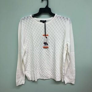 Buffalo David Bitton   Women's Sweater   White